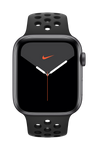 Apple Watch Series 5, Negro, 44 mm