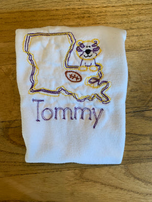 LSU Children's Shirt