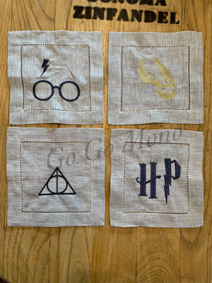 Harry Potter Coasters
