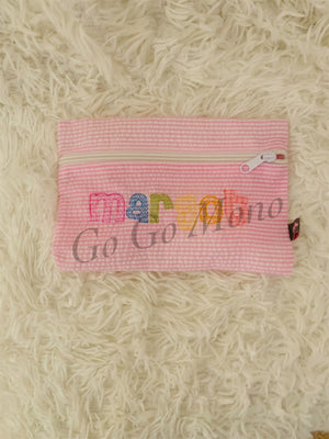 Mint Brand Pouch