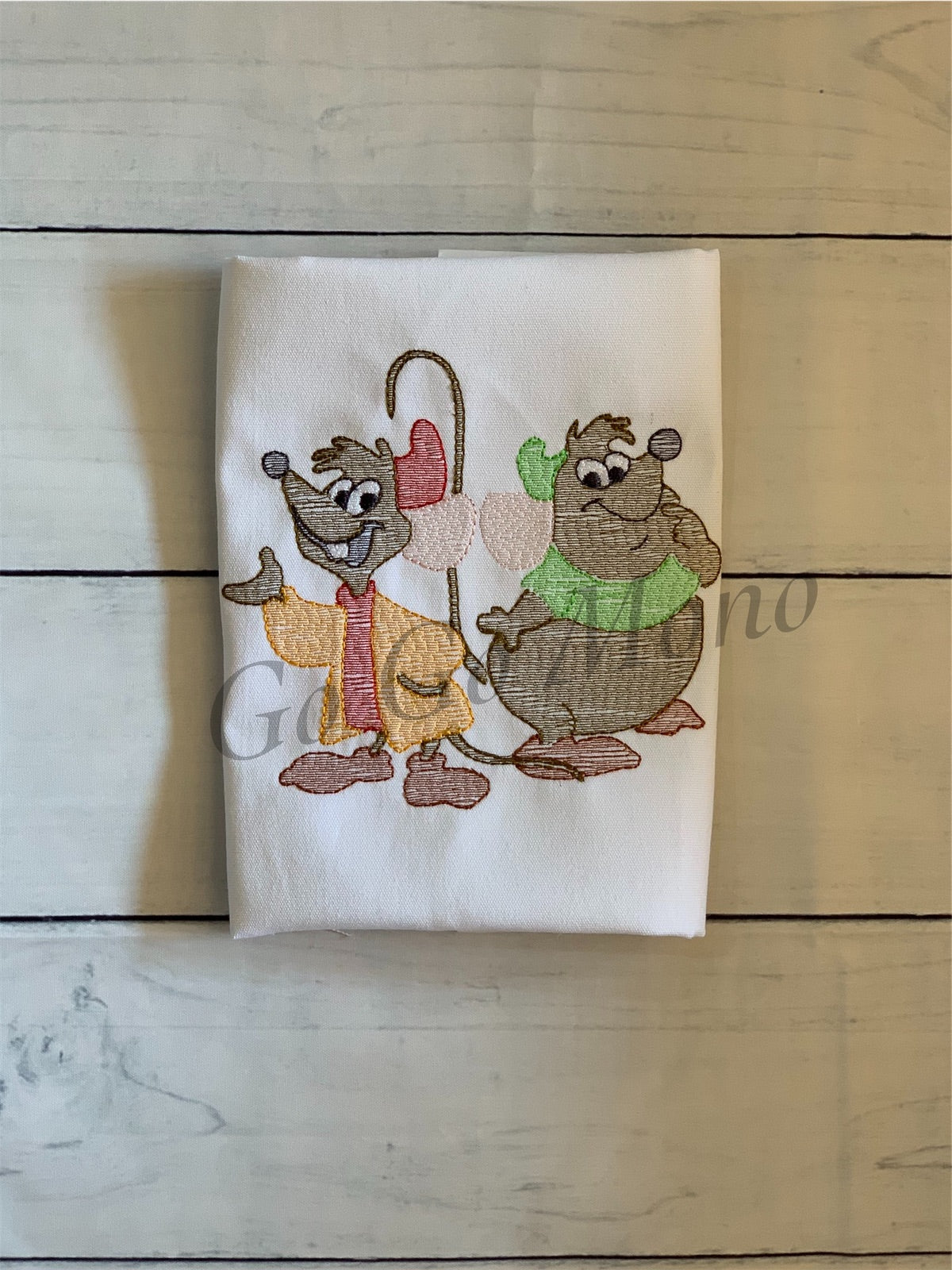 Cinderella Mice Children's Shirt