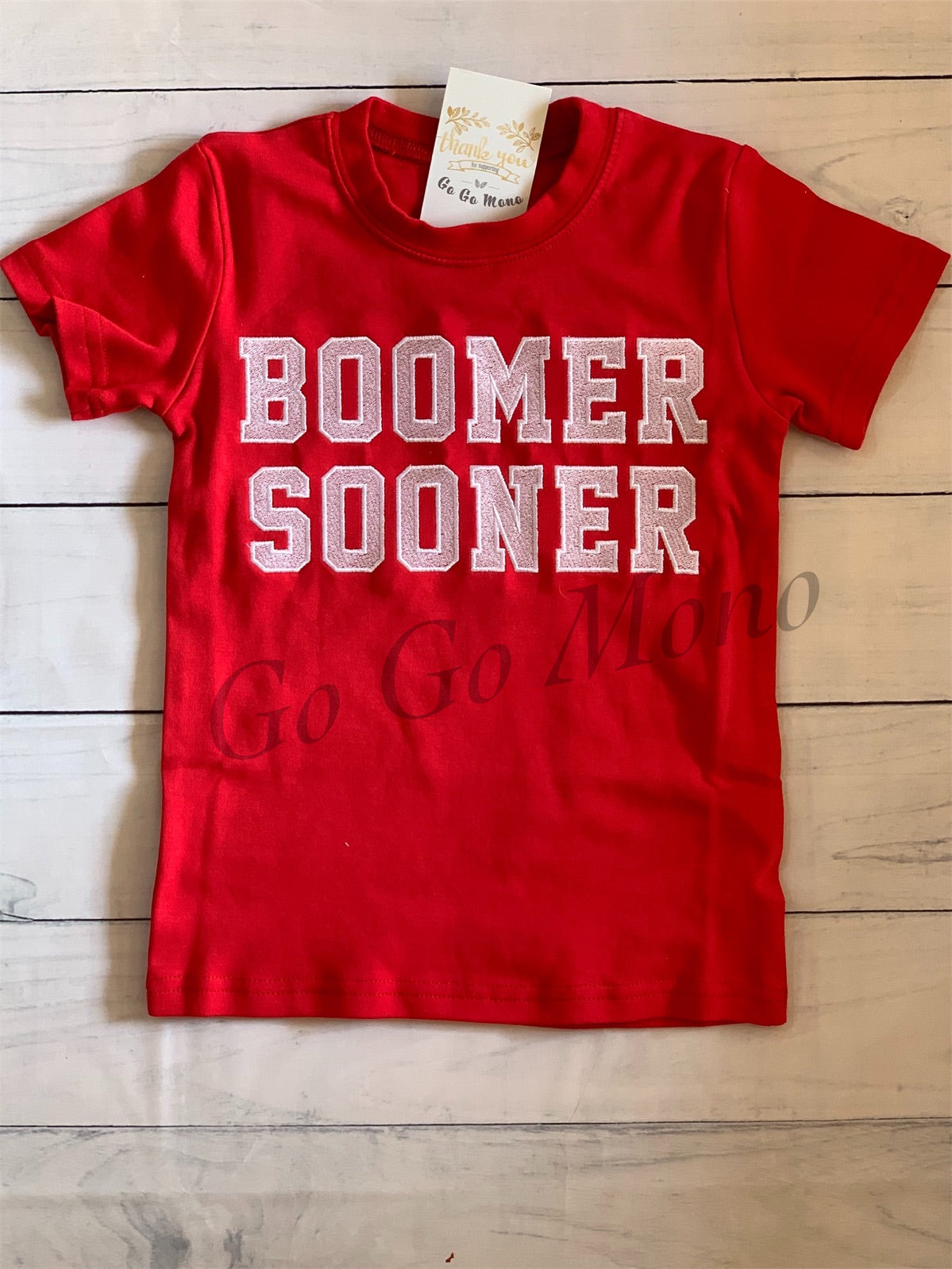 Sooner  Childrens Shirt