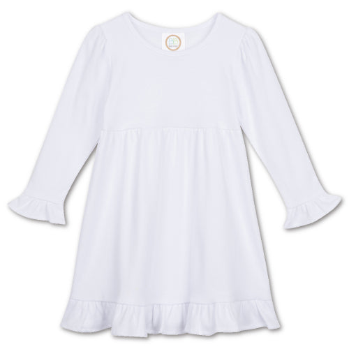 Duck Duck Goose Applique Dress