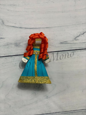Brave Ribbon Figure