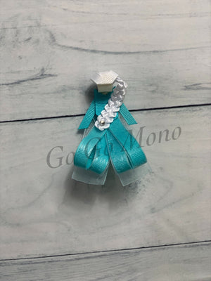 Elsa Ribbon Figure