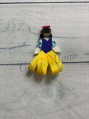 Snow White Ribbon Figure
