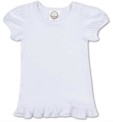 Faux Smocked Train Childrens Shirt