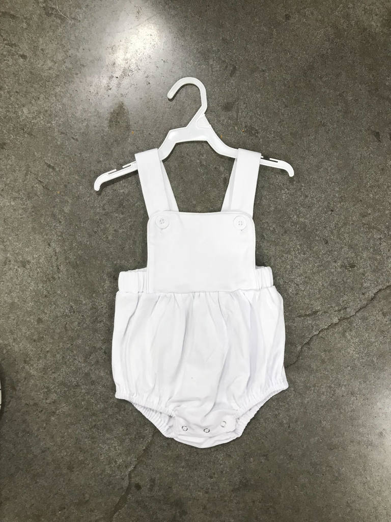 Lemon Monogram Sunsuit