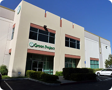green project building