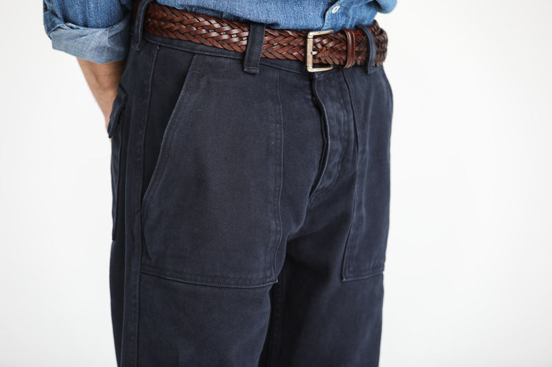 Fatigue Pants Twill Marine