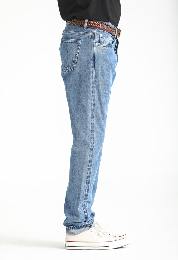 Jean Kurabo Selvedge Tapered Fit Bleached