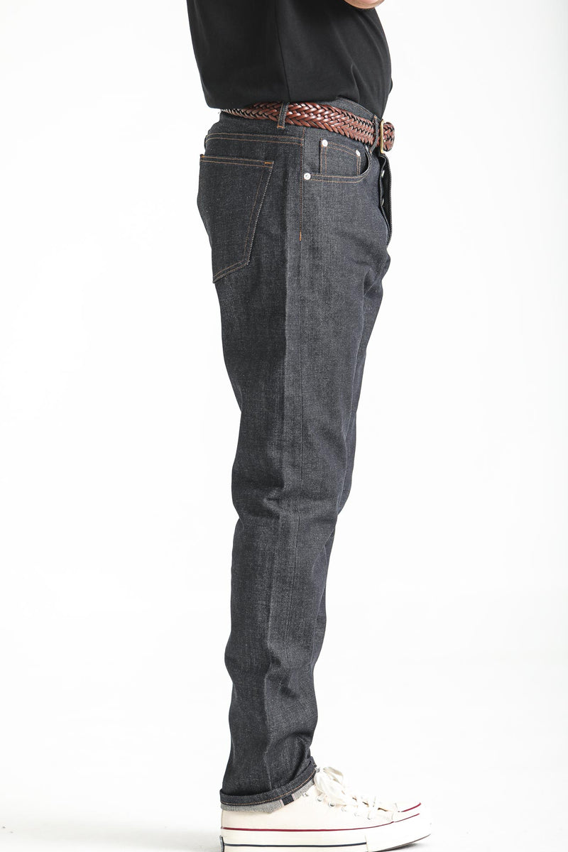 Jean Kurabo Selvedge Tapered Fit Brut