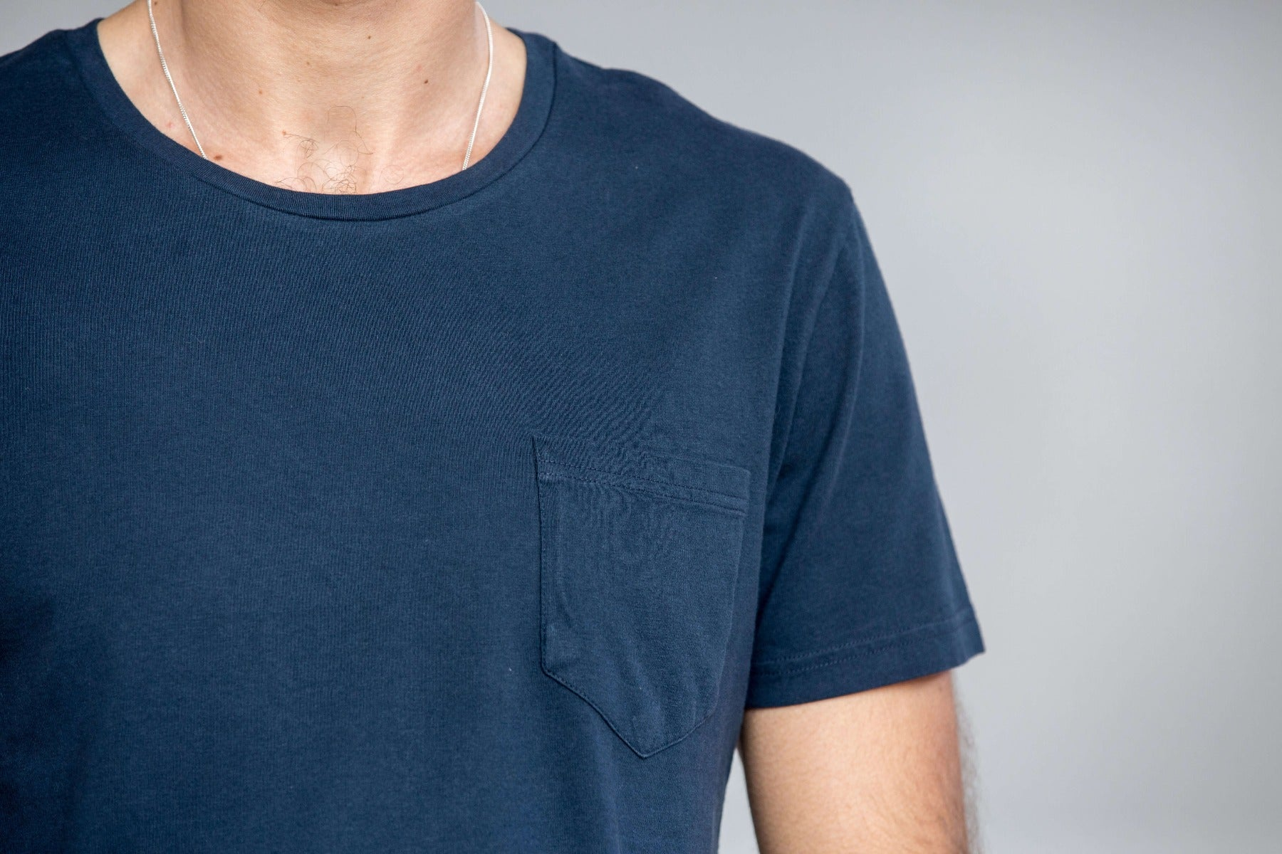 Tee-shirt Pocket Marine