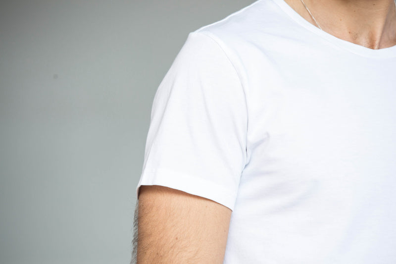 Tee-shirt Pocket Blanc
