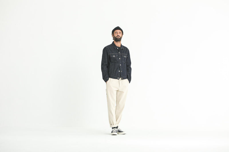 Painter Pants Denim Ecru