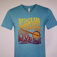 Load image into Gallery viewer, Prescott Blue Grass tee