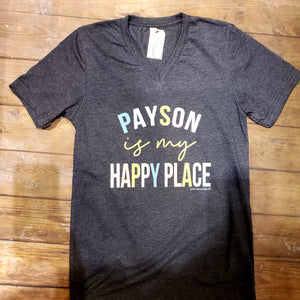 Payson is my Happy Place Tee