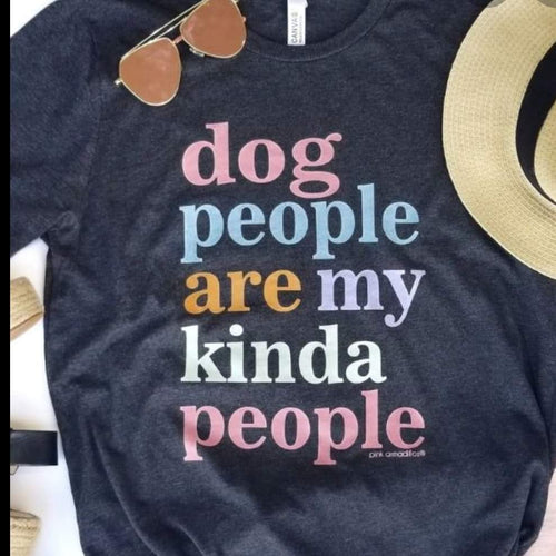 Dog People Tee