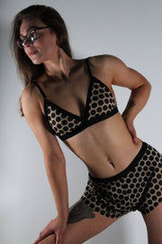 The Bendy Brand - Polka Dot Bralet