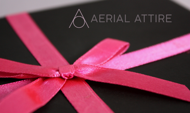 Gift Card for Aerial Attire Pole and Aerial wear