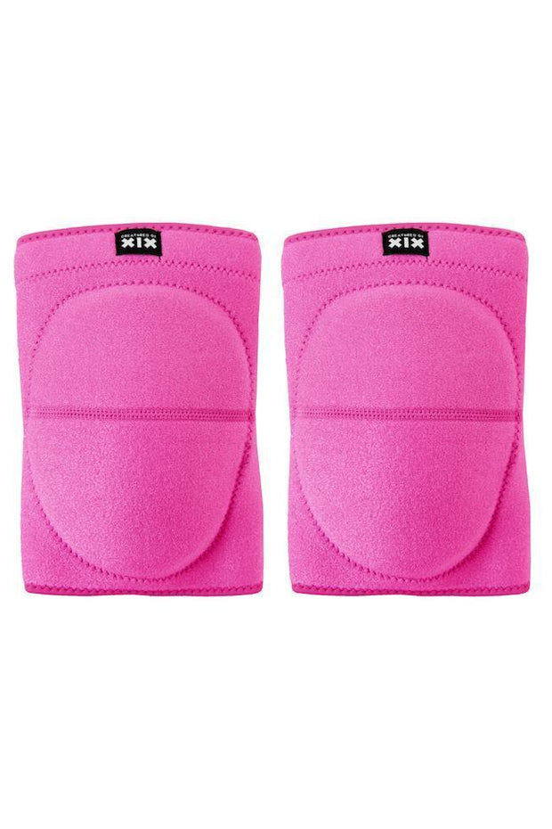 Pink Panther Velcro Knee Pads