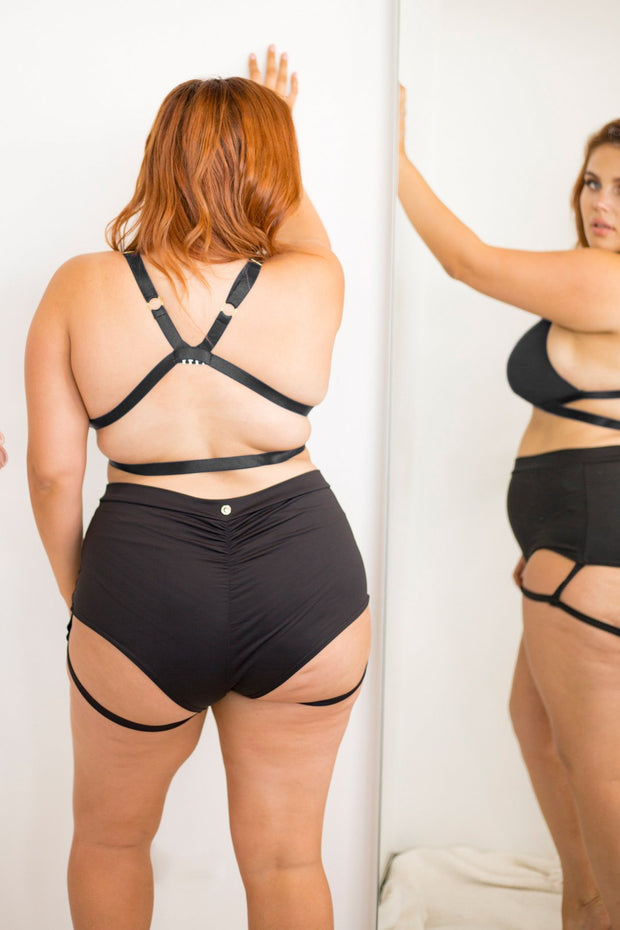Luna Lunalae Plus size pole wear