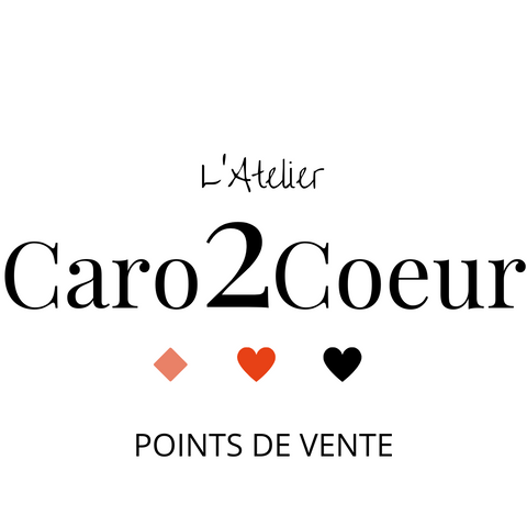 CARO2COEUR-POINTS DE VENTE
