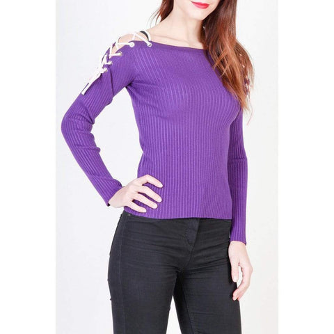 Pinko Kleidung Pullover lila / XS Pinko - 1G12N7-Y3LL