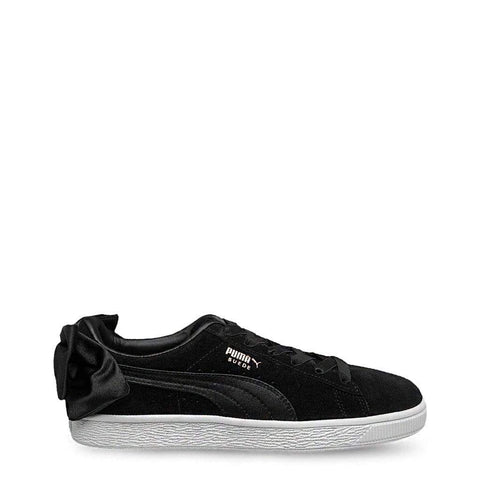 Puma Shoes Sneakers black / UK 3.5 Puma - 367317-SuedeBowB