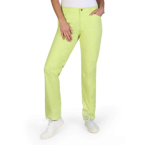 Armani Jeans Clothing Jeans verde / 26 Armani Jeans - 3Y5J18_5NZXZ