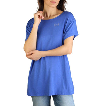 EA7 Vêtements T-shirts blue / XS EA7 - 3ZTT51_TJ28Z