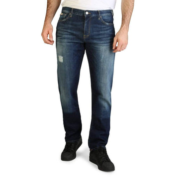 Armani Exchange Vêtements Jeans blue / 28 Armani Exchange - 3ZZJ16_Z1CUZ