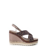 Xti Shoes Platform Sandals brown / EU 35 Xti - 49127