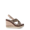 Xti Shoes Platform Sandals brown-1 / EU 35 Xti - 49127