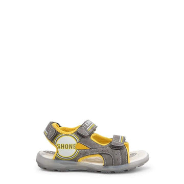 Shone Shoes Sandals gray / EU 24 Shone - 6015-028