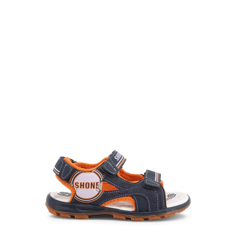 Shone Shoes Sandals blue / EU 24 Shone - 6015-028