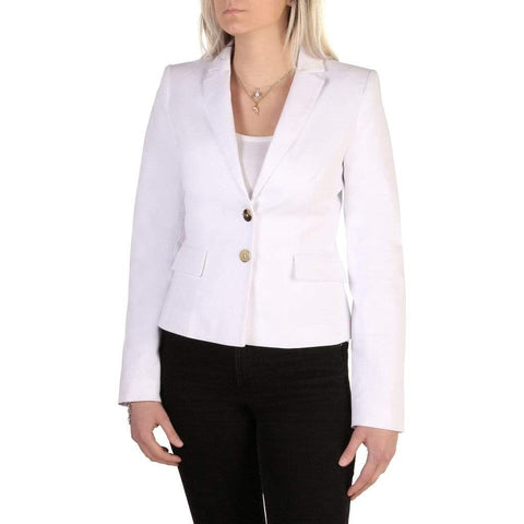 Guess Clothing Suit jacket white / 38 Guess - 72G204_8298Z