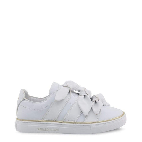 Trussardi Sneakers Shoes white / EU 36 Trussardi - 79A00230