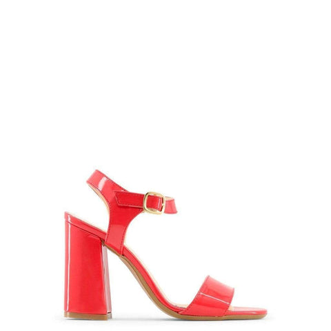 Made in Italia Sandals Shoes red / 36 Made in Italia - ANGELA