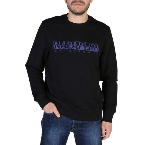 Napapijri Vêtements Sweat-shirts black / S Napapijri - BOLANOSC_NP0A4E1Y