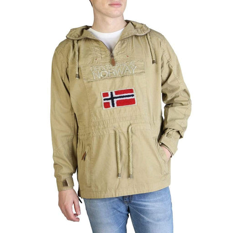 Geographical Norway Ropa Chaquetas marrón / S Geographical Norway - Chomer_man
