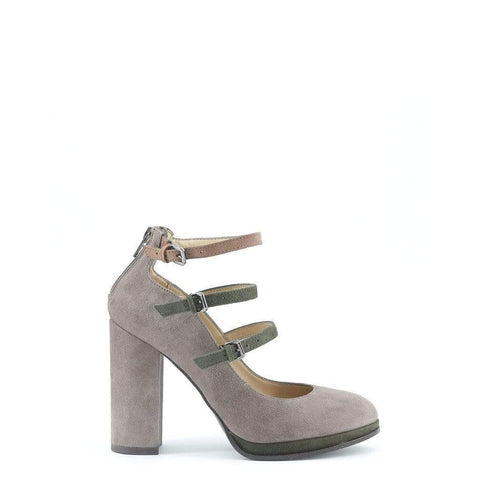 Made in Italia High Heels Shoes gray / 36 Made in Italia - FILOMENA