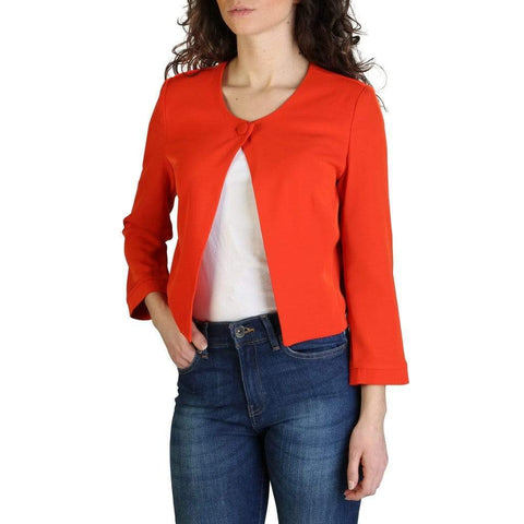 Yes Zee Clothing Jackets red / XS Yes Zee - G402_EH00