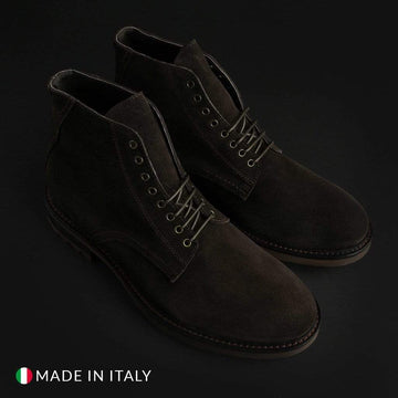 Made in Italia Chaussures Bottines brown / EU 43 Made in Italia - GABRIELE
