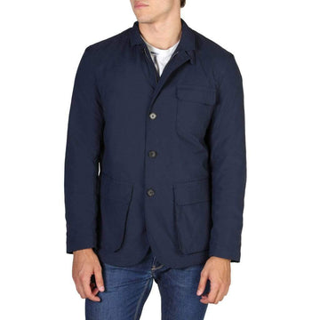 Hackett Clothing Jackets blue / S Hackett - HM402177