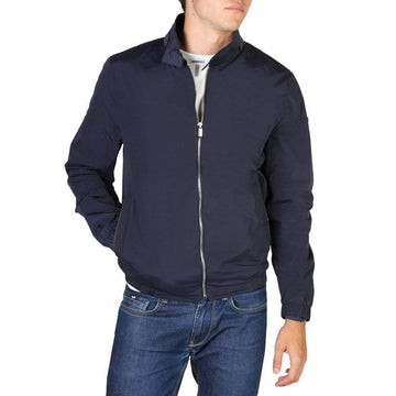 Hackett Clothing Jackets blue / XS Hackett - HM402259