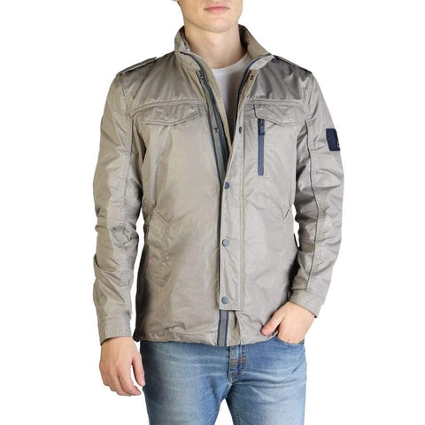 Yes Zee Clothing Jackets brown / S Yes Zee - J502_NG00
