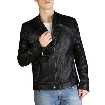 Yes Zee Vêtements Vestes black / S Yes Zee - J512_GK00
