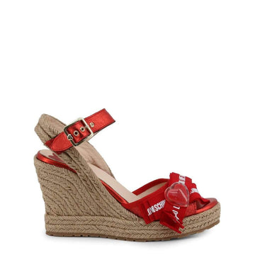 Love Moschino Chaussures Sandales à plateforme red / EU 36 Love Moschino - JA1631AI07JH