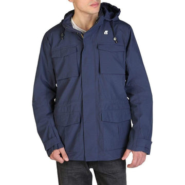 K-Way Vêtements Vestes blue / M K-Way - K00B9J0